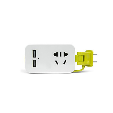köles intelligens usb plug-in board töltőaljzatot