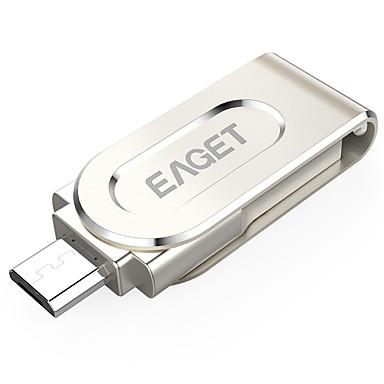 EAGET V88-16G 16GB USB 3.0 방수 / 암호화된 / 충격 방지 / 컴팩트 사이즈 / 회전 / OTG 서포트 (마이크로USB)