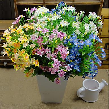 1 Ág Poliészter Others Asztali virág Művirágok