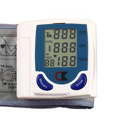 ck ck-101 háztartási csukló elektronikus vérnyomásmérő intelligens vérnyomásmérő műszer