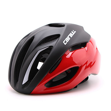 CAIRBULL Bike Helmet 20 Vents CE EN 1077 Ventilation EPS, PC Sports Road Cycling / Recreational Cycling / Cycling / Bike - Black / Green / Black / Blue / Black with White Men's / Women's / Unisex
