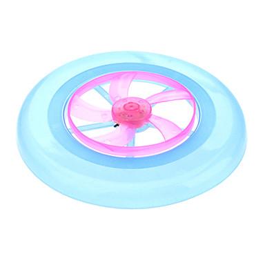 ieftine Frisbees și bumeranguri-7 de culori stralucitoare OZN Frisbee jucărie
