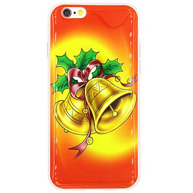 케이스 제품 Apple iPhone X iPhone 8 Plus iPhone 7 iPhone 6 아이폰5케이스 IMD 뒷면 커버 크리스마스 소프트 TPU 용 iPhone X iPhone 8 Plus iPhone 8 아이폰 (7) iPhone 6s
