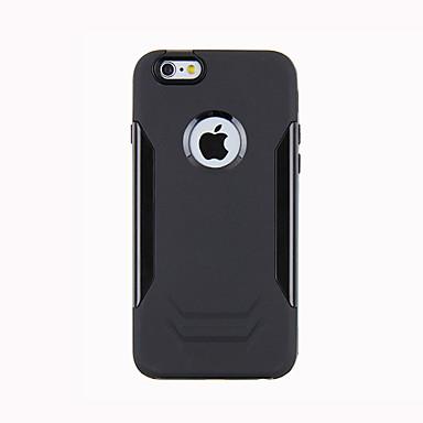 Coque Pour Apple iPhone 6 iPhone 6 Plus Antichoc Coque Armure Dur Métal pour iPhone 6s Plus iPhone 6s iPhone 6 Plus iPhone 6