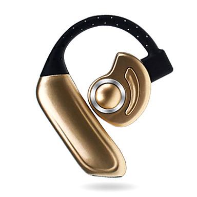 Corsran 980 무선 헤드폰 동적 플라스틱 운전 이어폰 마이크 포함 헤드폰