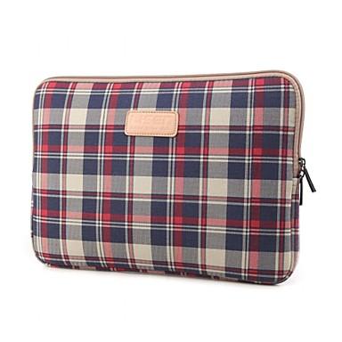 Λίσεν 10 '12' 'καρό τσάντα προστατευτική θήκη για laptop υπολογιστή' 11 '' (διάφορα χρώματα)