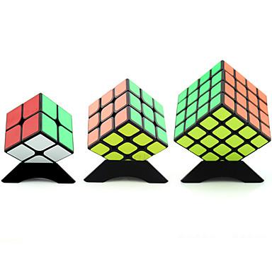 Rubik kocka YONG JUN 2*2 / 4*4*4 / 3*3*3 Sima Speed Cube Rubik-kocka Puzzle Cube szakmai szint / Sebesség Ajándék Klasszikus és időtálló