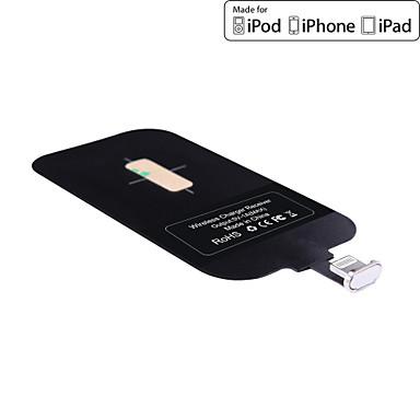 nillkin-energi lim trådløs lade mottaker (kort header kontakt 98mm) for iphone 7 iphone 6s iphone se mobiltelefon