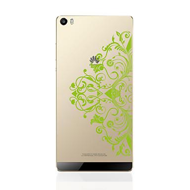 케이스 제품 화웨이 P9 화웨이 P9 라이트 화웨이 P8 Huawei 화웨이 P8 라이트 반투명 패턴 뒷면 커버 만다라 소프트 TPU 용 Huawei P9 Lite Huawei P9 Huawei P8 Lite Huawei P8 Huawei