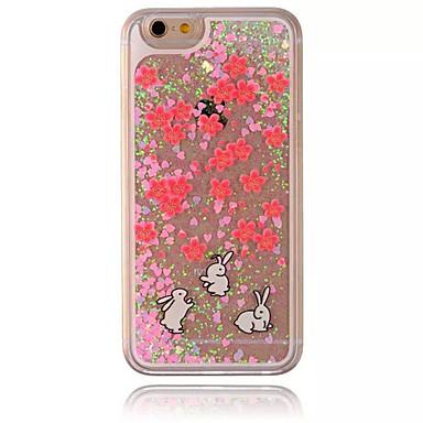 용 아이폰7케이스 / 아이폰6케이스 / 아이폰5케이스 플로잉 리퀴드 / 투명 / 패턴 케이스 뒷면 커버 케이스 크리스마스 하드 PC Apple아이폰 7 플러스 / 아이폰 (7) / iPhone 6s Plus/6 Plus / iPhone 6s/6