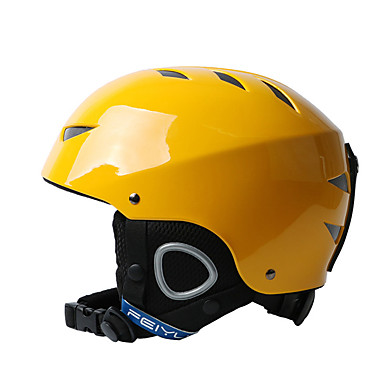 Sisak Uniszex Sport Helmet CE EN 1077 Snow Helmet Télisportok Téli sportok Sí Snowbordozás