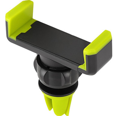 cheap Phone Holder-Car Universal / Mobile Phone Air Vent Mount Stand Holder 360° Rotation Universal / Mobile Phone ABS Holder