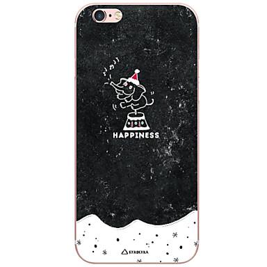 Case Kompatibilitás Apple iPhone 7 iPhone 6 iPhone 5 tok Minta Hátlap Rajzfilm Kemény PC mert iPhone 7 Plus iPhone 7 iPhone 6s Plus