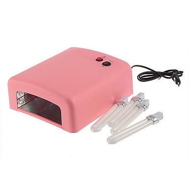 36W Nail szárítók UV lámpa LED lámpa Körömlakk UV zselé