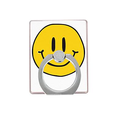 휴대폰 홀더 스탠드 마운트 데스크 / 야외 링 홀더 / 360°회전 플라스틱 for 모바일폰