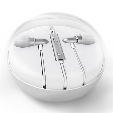 MEIZU Meizu EP-31 Fülben Vezetékes Fejhallgatók Aluminum Alloy Mobiltelefon Fülhallgató A hangerőszabályzóval Mikrofonnal Fejhallgató