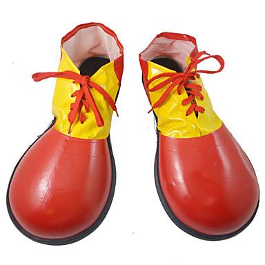 1db halloween jelmez party ruha bohóc cipő