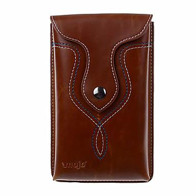 케이스 제품 유니버셜 그외 지갑 전체 바디 케이스 한 색상 소프트 PU 가죽 용