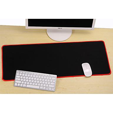 iso punainen musta pad tarkkuus ompelu 300 * 700 * 2mm