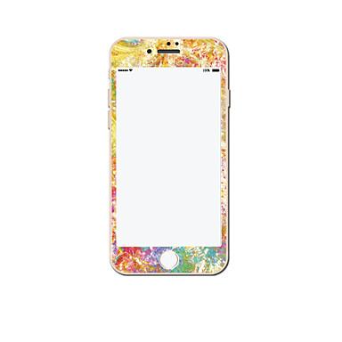 Képernyővédő fólia Apple mert iPhone 7 Edzett üveg 1 db Kijelzővédő fólia Minta