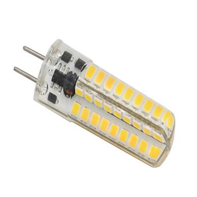 5 W 320-350 lm GY6.35 LED Φώτα με 2 pin T 72 leds SMD 2835 Με ροοστάτη Θερμό Λευκό