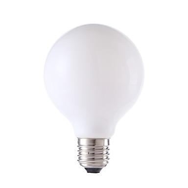 4W E26/E27 LED Λάμπες Πυράκτωσης G80 4 leds COB Θερμό Λευκό 450lm 2700K AC 220-240V