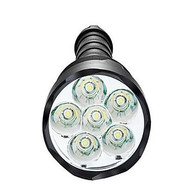 LED taskulamput LED 3500 lm 5 Tila LED Himmennettävissä Vedenkestävä High Power Erityiskevyet Telttailu/Retkely/Luolailu