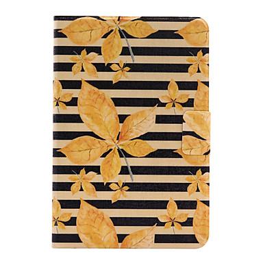 Για Θήκη καρτών / Οριγκάμι tok Πίσω Κάλυμμα tok Τοπίο Σκληρή Συνθετικό δέρμα για Apple iPad Mini 4 / iPad Mini 3/2/1