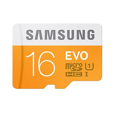 Samsung 16GB Micro SD kart TF Kart hafıza kartı UHS-1 Sınıf 10 EVO