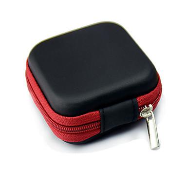 حالة حقيبة التخزين لسماعة رأس سماعة الأذن كابل حالة حاوية صندوق تخزين حقيبة الحقيبة holde