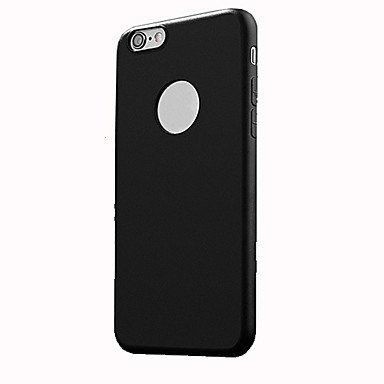Na Odporne na wstrząsy Kılıf Etui na tył Kılıf Jeden kolor Miękkie TPU na AppleiPhone 7 Plus / iPhone 7 / iPhone 6s Plus/6 Plus / iPhone