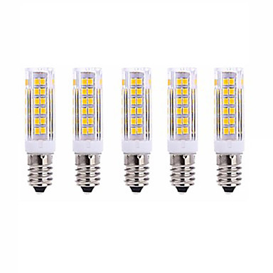 E14 LED-maissilamput T 75 ledit SMD 2835 Lämmin valkoinen Kylmä valkoinen 1000lm 2700-3000  6000-6500K AC220V