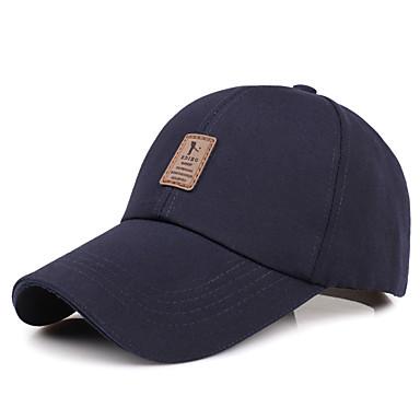Chapeau Mancherons Respirable Confortable pour Base ball Classique Coton