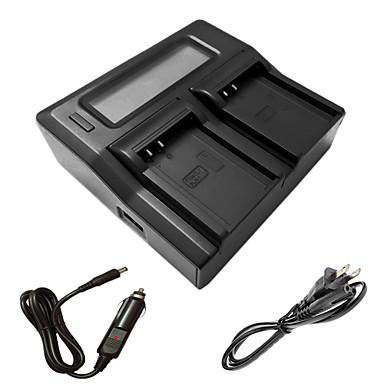 ismartdigi bln1 LCD podwójny ładowarka z kablem ładowania samochodów Olympus mld-1 em1 EM5 EP5 e-M1 e-m5 e-p5 e-m5ii batterys kamer