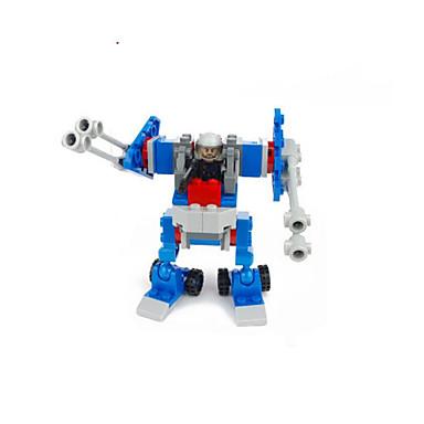 GUDI8206A Aksiyon Figürleri ve Doldurulmuş Hayvanlar Legolar Toplar Oyuncaklar Savaşçı Robot Genç Erkek Genç Kız Parçalar