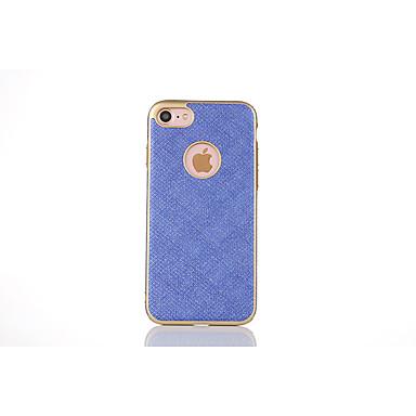 Varten Pinnoitus Etui Takakuori Etui Yksivärinen Pehmeä TPU varten Apple iPhone 7 Plus / iPhone 7 / iPhone 6s Plus/6 Plus / iPhone 6s/6