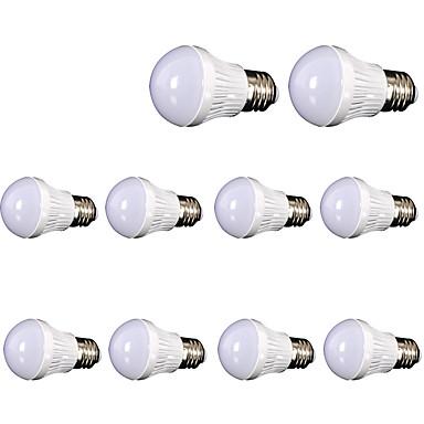 5 W 400 lm E26/E27 LED Λάμπες Σφαίρα leds SMD 2835 Διακοσμητικό Θερμό Λευκό AC110 AC 220-240V