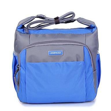 20 L Omuz çantası Bağlı ve Askılı Çanta Serbest Sporlar Su Geçirmez Nefes Alabilir Darbeye Dayanıklı Naylon