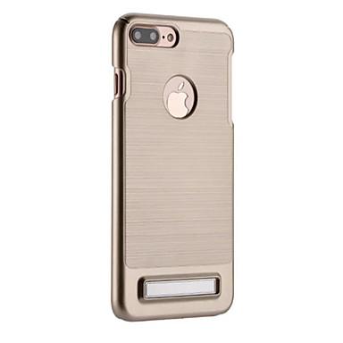 Varten Tuella Etui Takakuori Etui Yksivärinen Kova PC varten AppleiPhone 7 Plus / iPhone 7 / iPhone 6s Plus/6 Plus / iPhone 6s/6 / iPhone