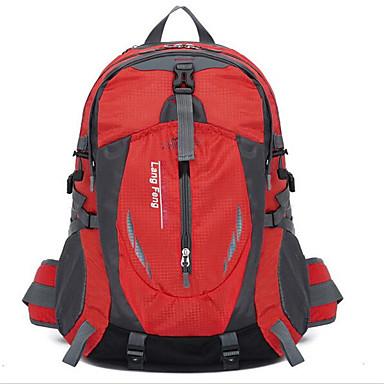 40 L Sırt Çantası Paketleri Bisiklet Sırt Çantası sırt çantası Kamp & Yürüyüş Tırmanma Serbest Sporlar Bisiklete biniciliği / Bisiklet Su