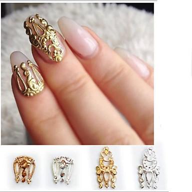 4 Biżuteria do paznokci Inne dekoracje Zestawy do dekoracji Błyskotki Modny Wysoka jakość Codzienny