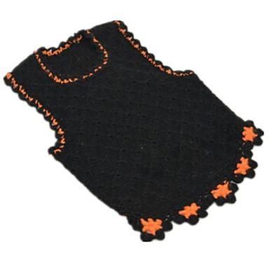 Köpek Elbiseler Köpek Giyimi Günlük/Sade Solid Siyah Gül Mavi Kostüm Evcil hayvanlar için