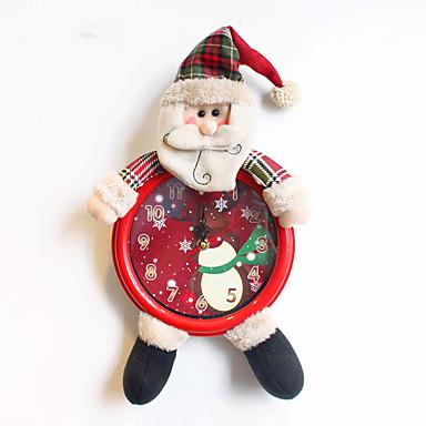 크리스마스 선물 크리스마스 벽 시계 크리스마스 트리 장식품을 ofing 3fashion 크리스마스 장식 선물 역할