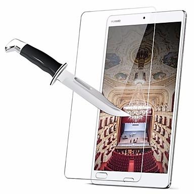 화웨이 MediaPad의의 m3 8.4 BTV-W09 BTV-dl09 태블릿을 위해 강화 유리 화면 보호 필름을 9시 ~ 오후
