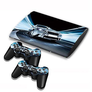 B-SKIN Tassen, Koffers en Achtergronden voor Sony PS3 Noviteit