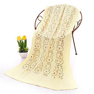 Tuore tyyli Kylpypyyhe,Herkkä tulostus Huippulaatua 100% mikrokuitu Pyyhe