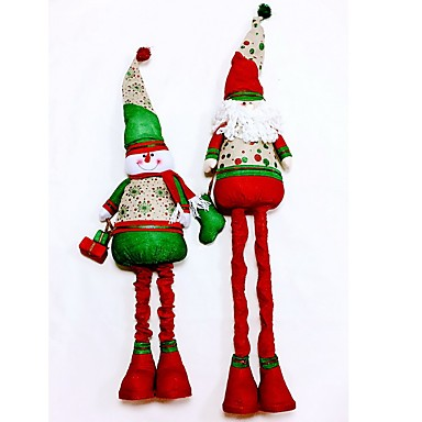 kiváló minőségű stretch visszahúzott karácsonyi decroration