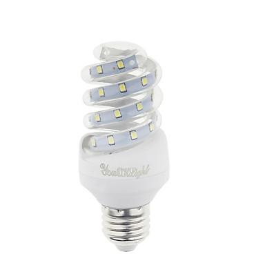 YouOKLight 800 lm E26/E27 Żarówki LED kukurydza T 23 Diody lED SMD 2835 Dekoracyjna Ciepła biel Zimna biel AC 220-240V