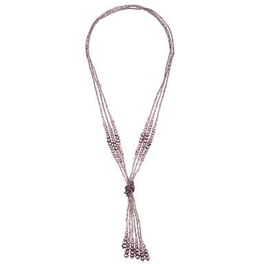 Damskie Geometric Shape Unikalny Kutas Artystyczny minimalistyczny styl W stylu brytyjskim Naszyjniki szalik Biżuteria Materiał przyjazny