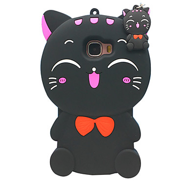For Samsung Galaxy J7(2016) J7 Case Cover 3D Cartoon Cat Silicone Protection Back Cover Case Galaxy C5 ON7 E7 5464468 2019 – $7.99